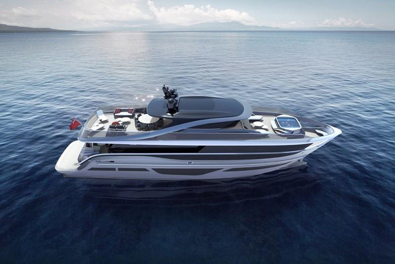 Princess Design Studio x Pininfarina x Olesinski present new X95 motor yacht-2018-03