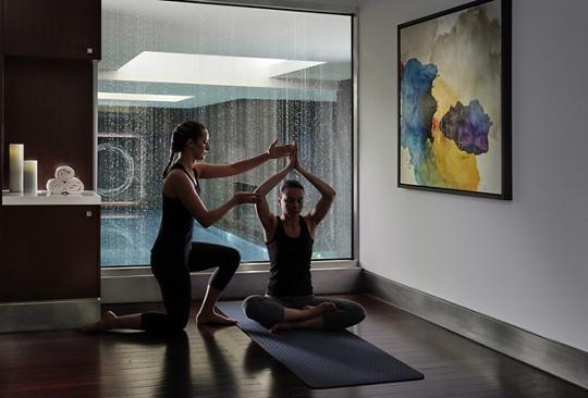 Private Yoga Sessions at Mandarin Oriental Hyde Park, London