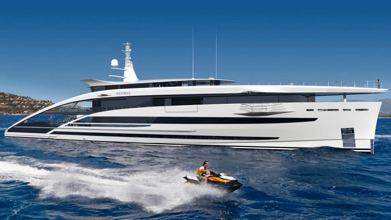 Project Maximus Heesen revealed the concept for thir largest yacht to date-0