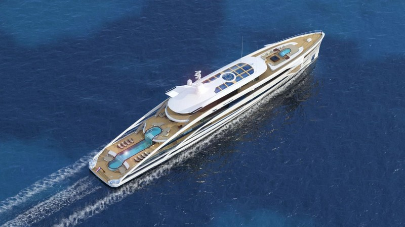 Project Maximus Heesen revealed the concept for thir largest yacht to date-01