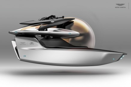 Project Neptune: Aston Martin launches an exclusive, strictly-limited edition submersible