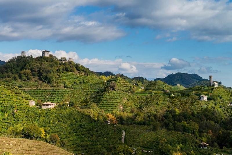 Prosecco Hills of Conegliano and Valdobbiadene proclaimed the 55th Italian UNESCO World Heritage Site