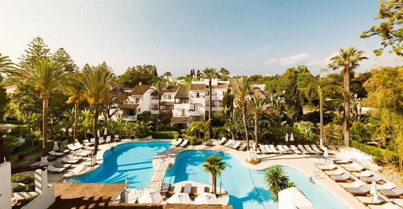 Puente Romano Beach Resort & Spa Marbella Spain-