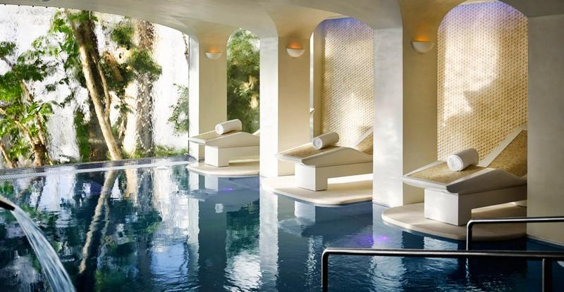 Puente Romano Beach Resort & Spa Marbella Spain--