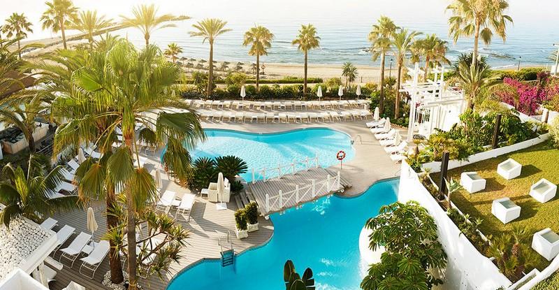 Puente Romano Beach Resort & Spa Marbella Spain