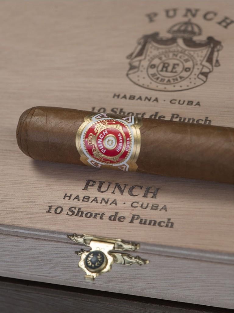 Punch Short de Punch box and habanos