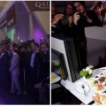 Qatar Airways is introducing Qsuite First in Business - the launch event at ITB Berlin 2017