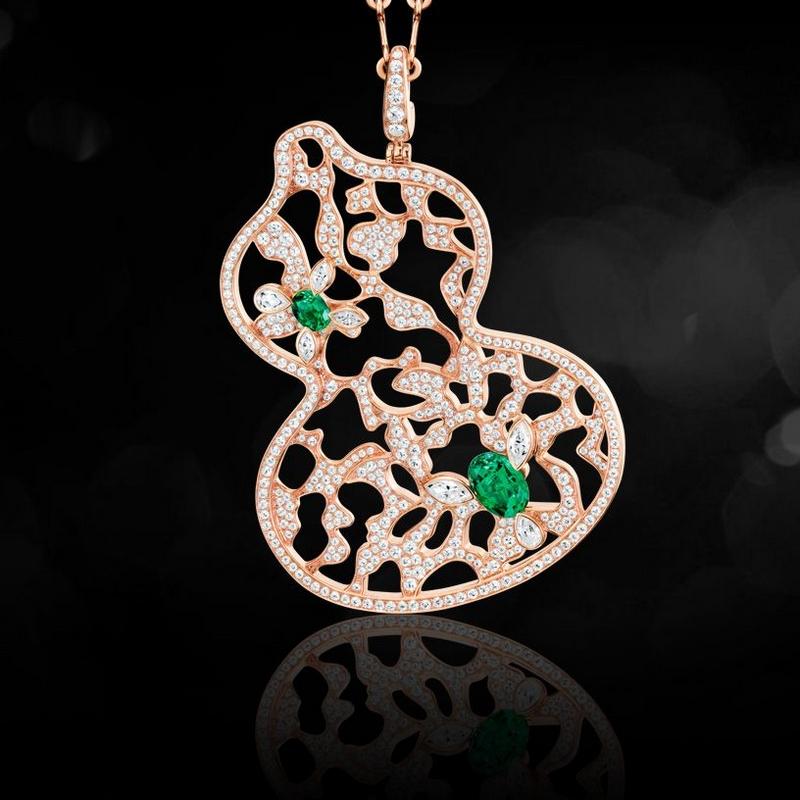 Qeelin Chinese luxury jewellery brand 2019-04