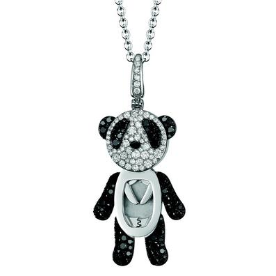 Qeelin Chinese luxury jewellery brand portfolio 2019- Panda