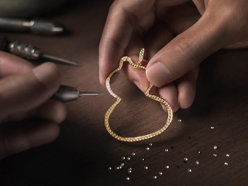 Qeelin Chinese luxury jewellery brand symbols 2019