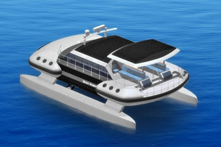 Dubai Boat Show 2018: The electric cruising catamaran reimagined and redefined for the 21st century