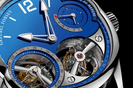 The Quadruple Tourbillon encapsulates the best in fine watchmaking