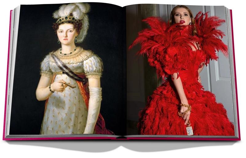 Queens Alta Moda di Dolce & Gabbana book interior 2019
