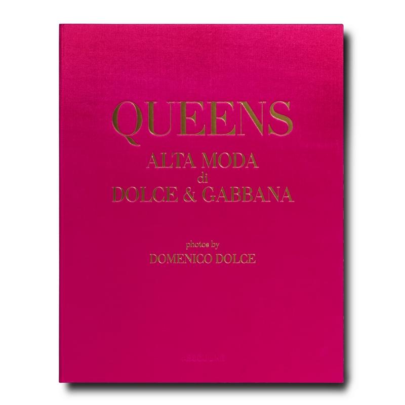 Queens Alta Moda di Dolce & Gabbana cover 2019