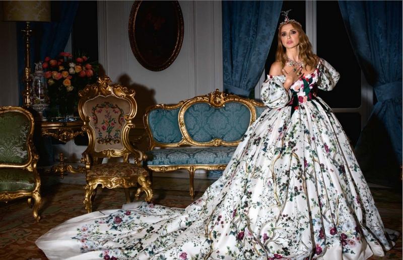 Queens Alta Moda di Dolce & Gabbana