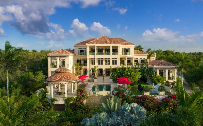 Quintessence Hotel Anguilla - Elegant Classical Architecture-2018-