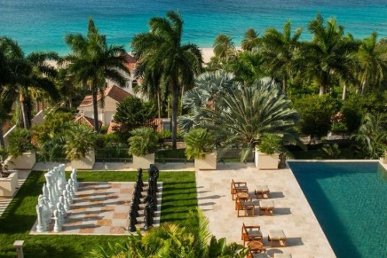 Quintessence Hotel – the Tropical Grand Mansion First to Open on Anguilla since Hurricane Irma