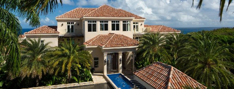 Quintessence Hotel Anguilla - Elegant Classical Architecture with Nine Peaceful Suites