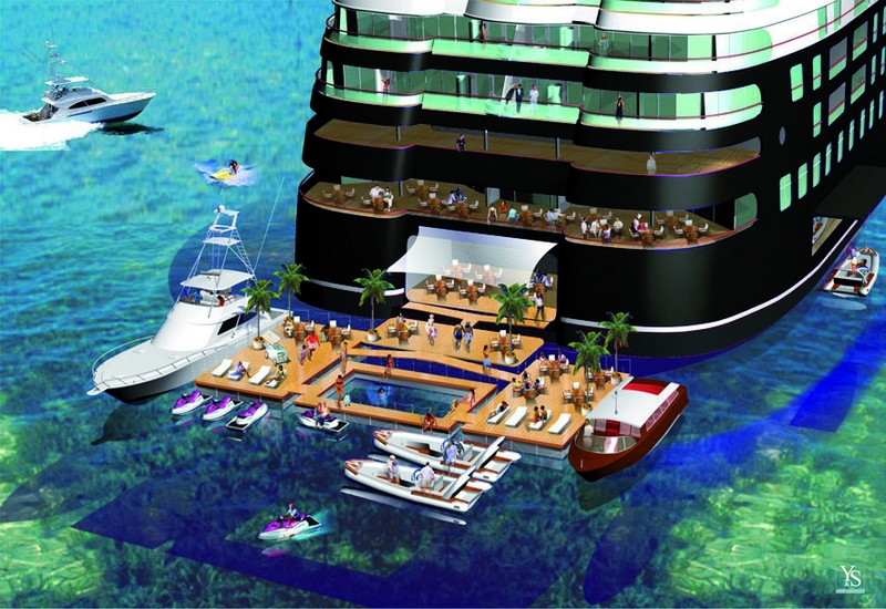 Quintessentially One Floating Private Clubs of the planet