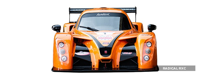 RADICAL RXC Returns to Monaco for Test Drives