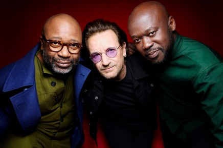 Art and architecture stars Theaster Gates and Sir David Adjaye for Bono's third (RED) auction