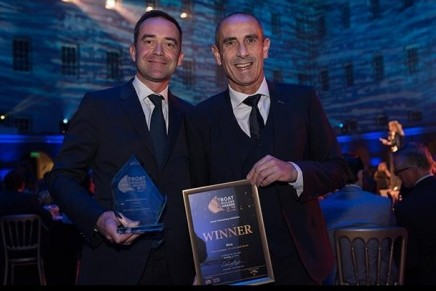 Boat Builder Awards 2019 celebrated the boats and companies that drive the yachting industry