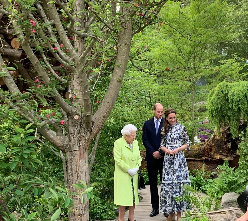 RHS - Royal Horticultural Society Royal Chelsea Flower Show 2019