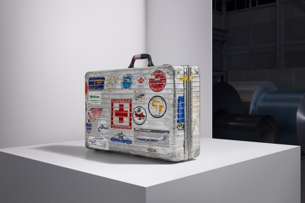 The iconic aluminum suitcase turns 80. Why the well-known owners never leave without it