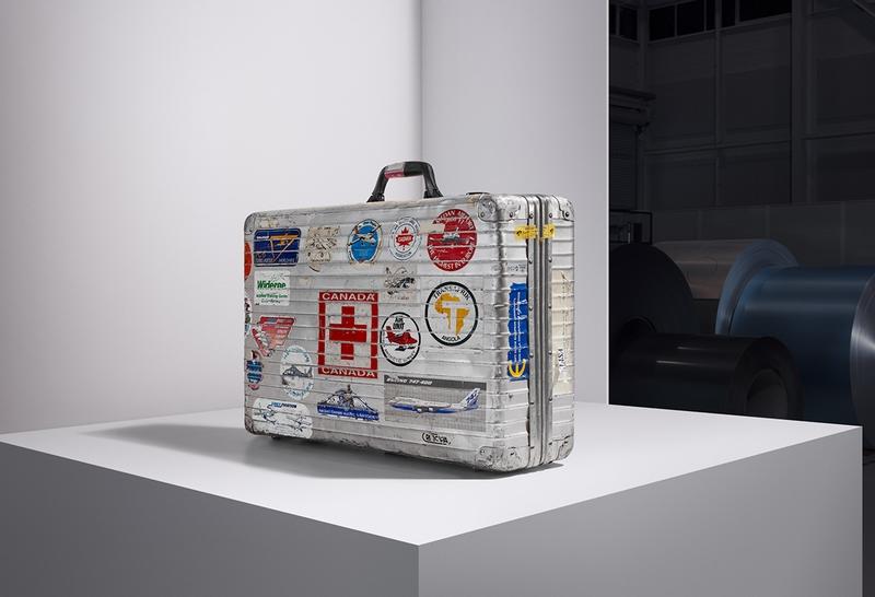 RIMOWA celebrates 80th anniversary of aluminum suitcase-Former Red Cross pilot Michael Moore