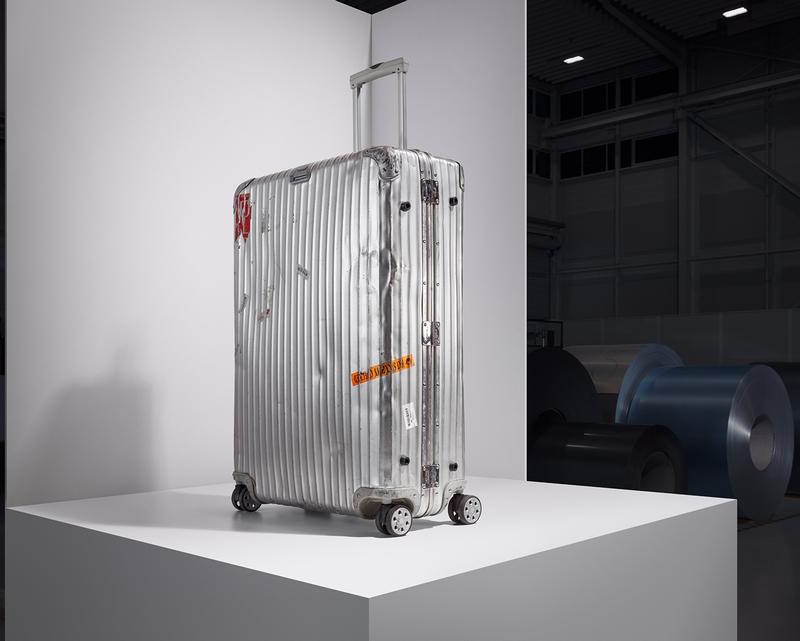 RIMOWA celebrates 80th anniversary of aluminum suitcase in 2017-Fan Bingbing