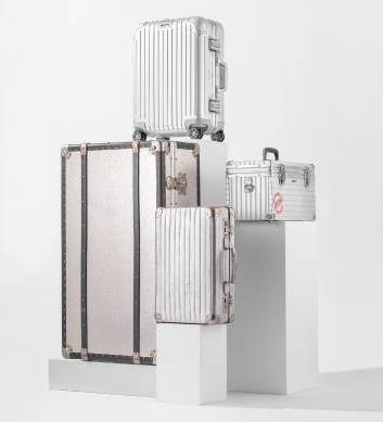 RIMOWA celebrates 80th anniversary of its aluminum suitcase