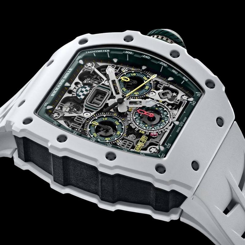 RM 11-03 Le Mans Classic watch 2018