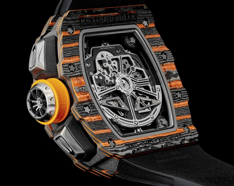 RM 11-03 McLaren Automatic Flyback Chronograph-details-