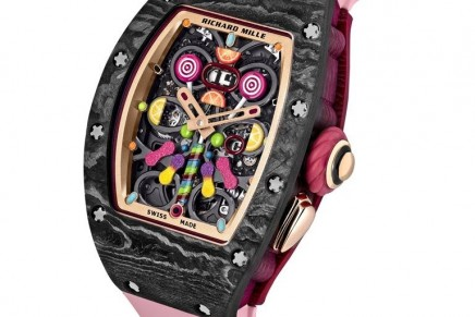 Richard Mille Bonbon is a sweet and tangy new vision of watchmaking