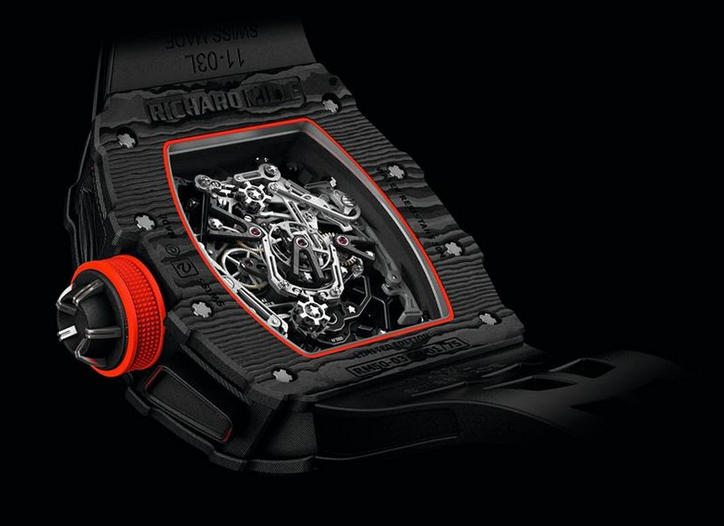 RM 50-03 Tourbillon Split Seconds Chronograph Ultra Light McLaren-lateral-