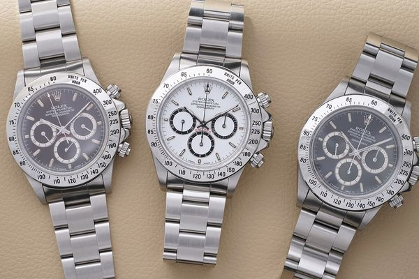 ROLEX Cosmograph Zenith Daytona Reference 16520 with Mark II bezels