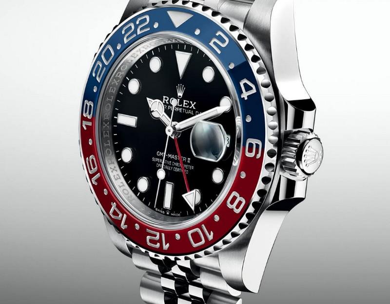ROLEX GMT-MASTER II watches
