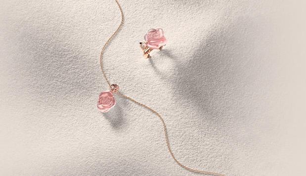 ROSE DIOR PRÉ CATELAN jewelry collection