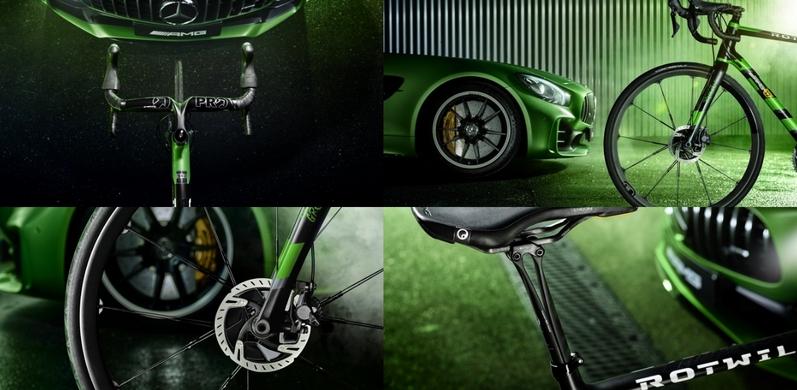 ROTWILD R.S2 racing bicycke