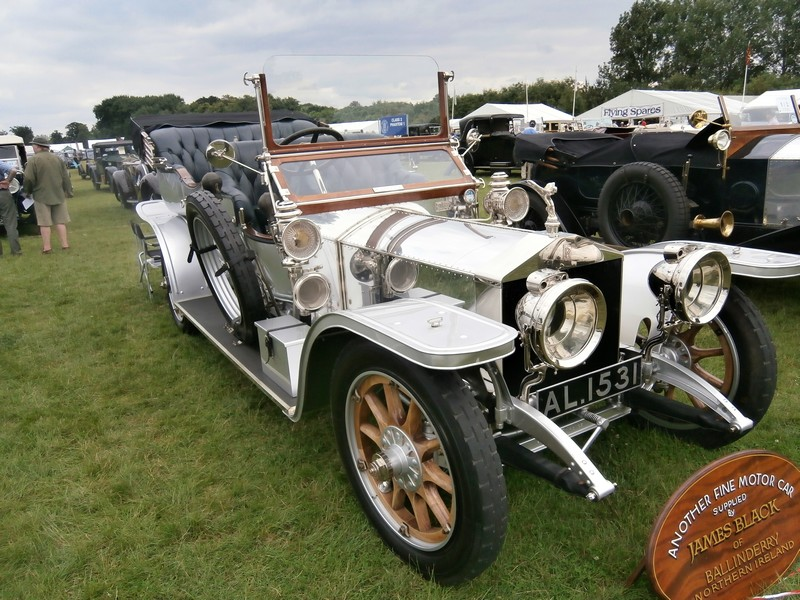 RREC Annual Rally & Concours d'Elegance-
