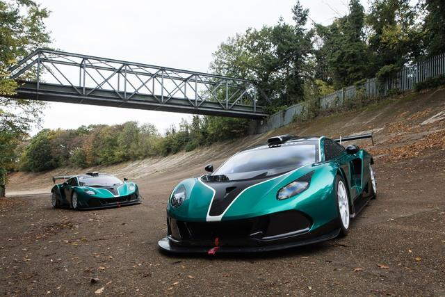 Race-prepared Polish supercar Hussarya GT to make GT race debut later this year