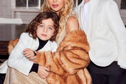 Celebration-ready looks for girls and boys: Rachel Zoe x Janie and Jack Exclusive Party Collection