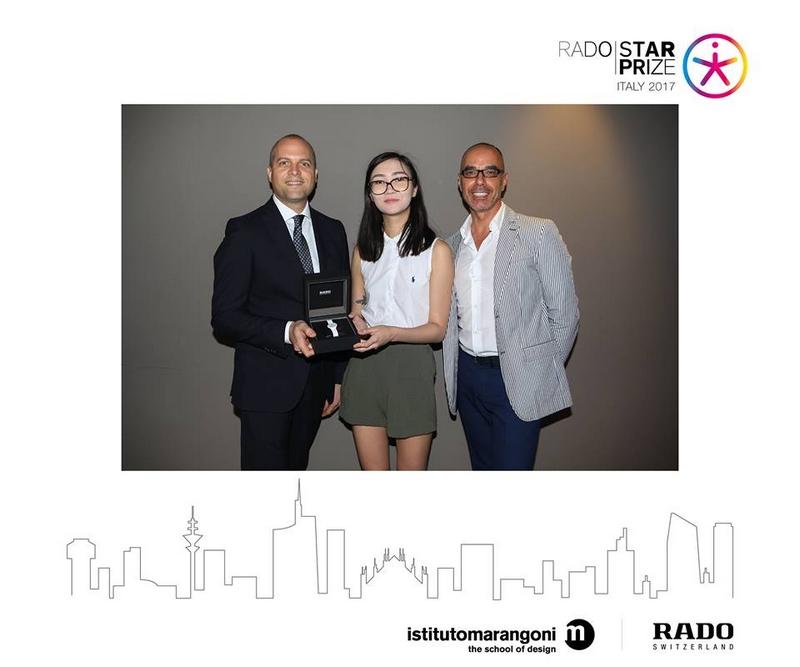 Rado Star Prize Italy 2017 Public Prize