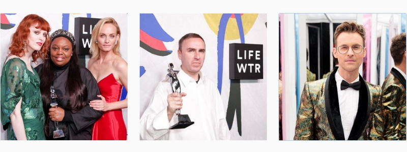 Raf Simons Named Womenswear and Menswear Designer of the Year for Calvin Klein - CFDA Winners 2017