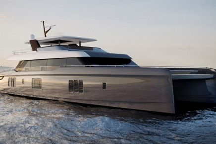 Rafael Nadal's fully-customized catamaran is due for delivery in 2020