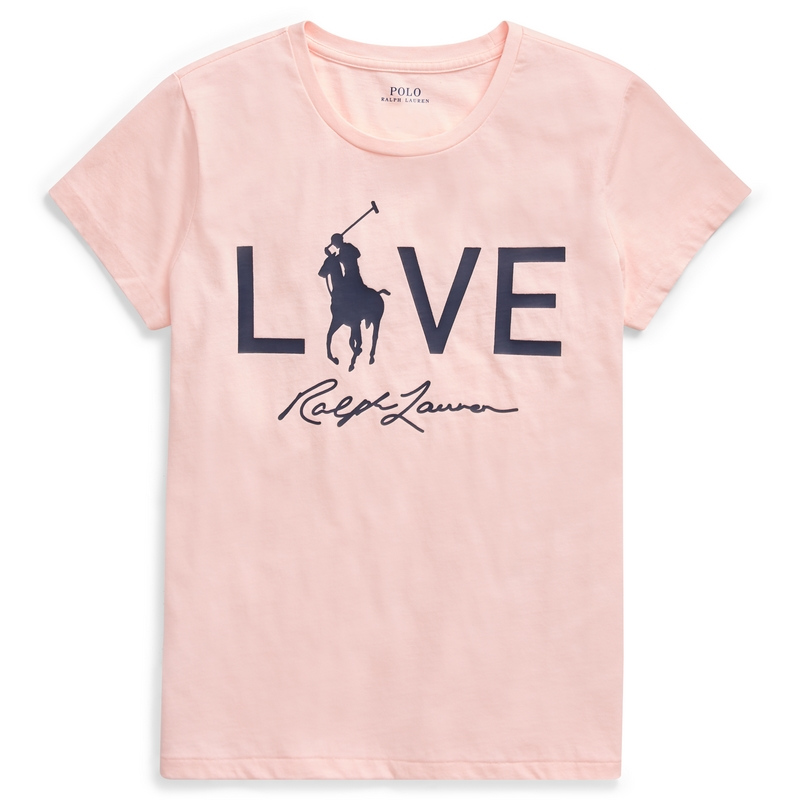 Ralph Lauren Live Love T-Shirt-