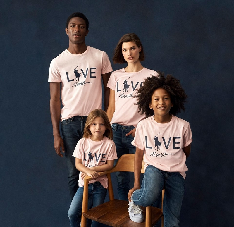 Ralph Lauren Live Love T-Shirt