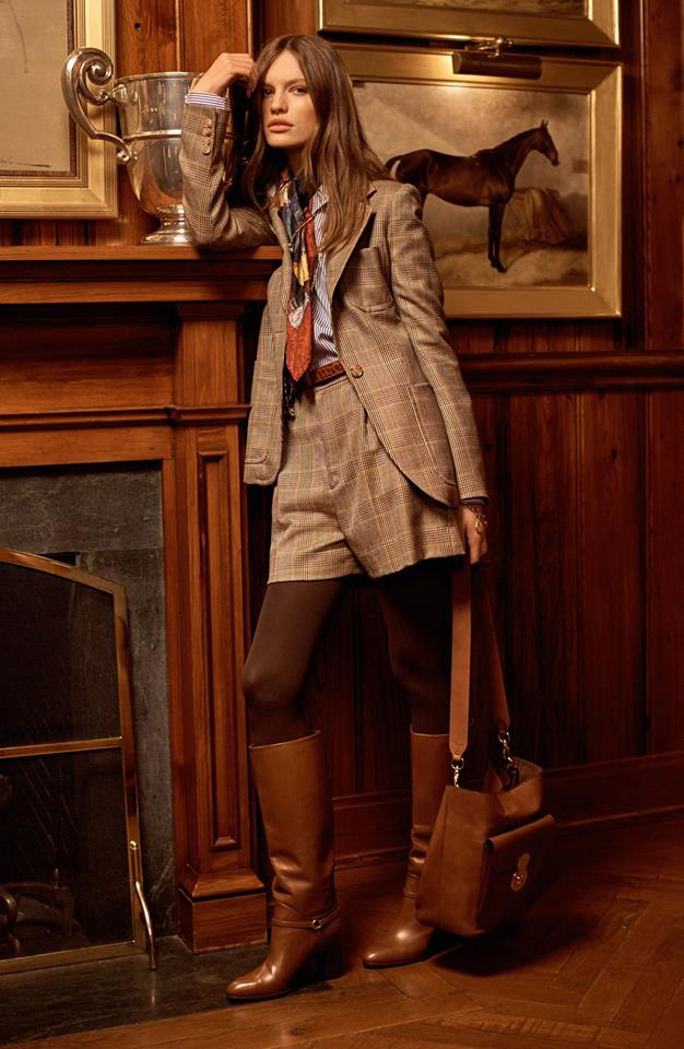Ralph Lauren Pre-Fall 2017 -charms