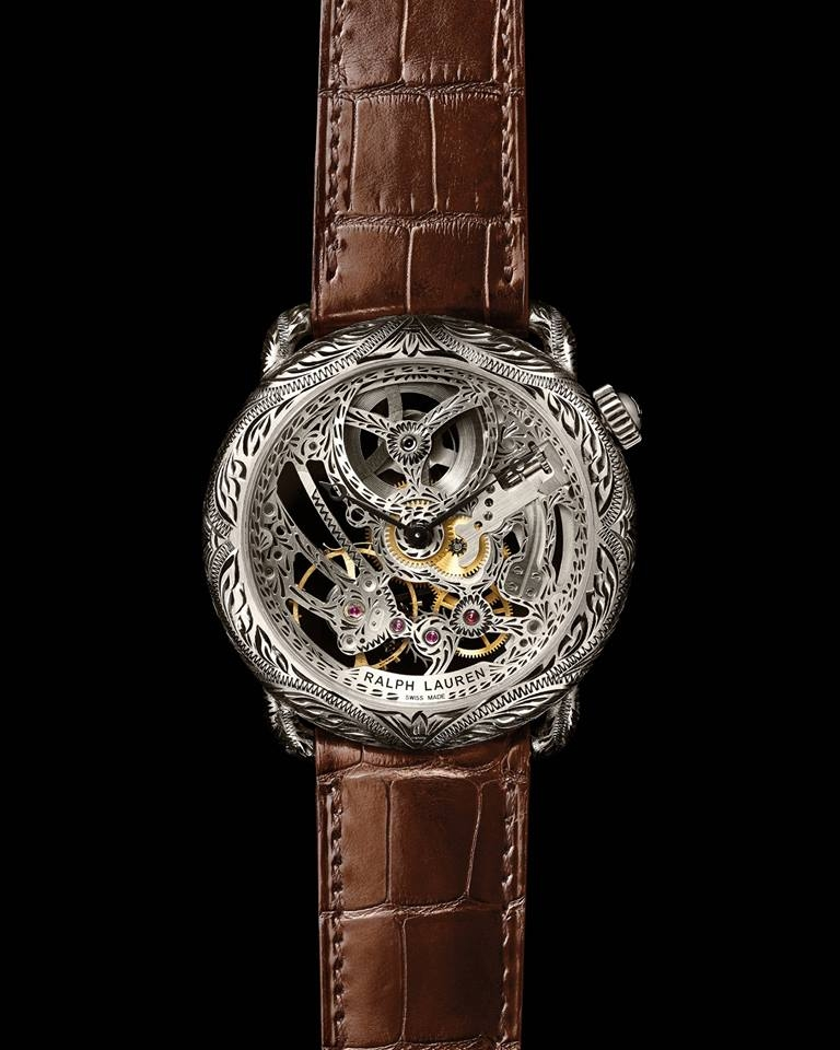 Ralph Lauren introduces The American Western Watch Collection-02