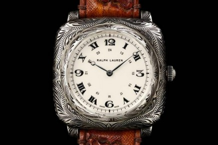 The American Western – a watch collection inspired by Ralph Lauren's love of the American West